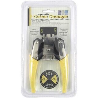 Crop-A-Dile New Radius Corner Chomper Tool