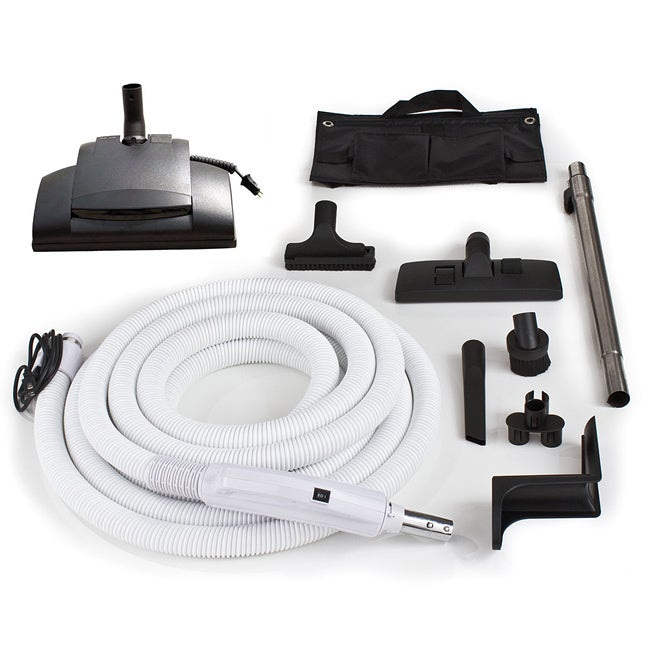 GV Deluxe Central Vacuum Kit