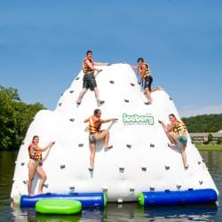 Rave Sports 14-foot Iceberg Water Inflatable