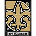 2011 New Orleans Saints Logo Plaque