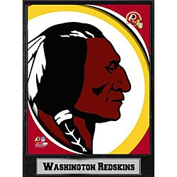 2011 Washington Redskins Logo Plaque
