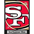 2011 San Francisco 49ers Logo Plaque (9 x 12)