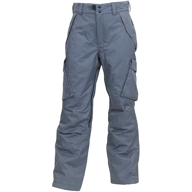 Boulder Gear Men's Steel Cargo Snow Pants