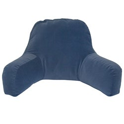 Denim Nylon Microfiber Bed Rest