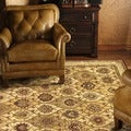 Hand-tufted Genus S. Multi Wool Rug (8' x 11')