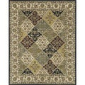 Hand-tufted Genus Multi Wool Rug (7'9 x 9'9)