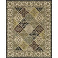 Hand-tufted Genus Multi Wool Rug (8' x 11')