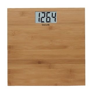 Taylor Bamboo Electronic Scale