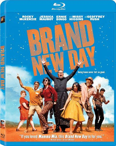 Brand New Day (Blu-ray Disc)