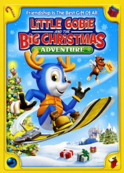 Little Gobie and the Big Christmas Adventure (DVD)