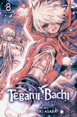 Tegami Bachi 8: Light Shining upon Darkness (Paperback)