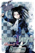 Rosario + Vampire: Season II 8: The Secret of the Rosario (Paperback)