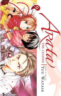 Arata: The Legend 9 (Paperback)