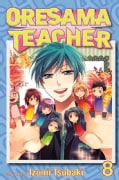 Oresama Teacher 8 (Paperback)