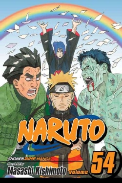 Naruto 54: Viaduct to Peace (Paperback)