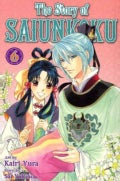 The Story of Saiunkoku 6 (Paperback)