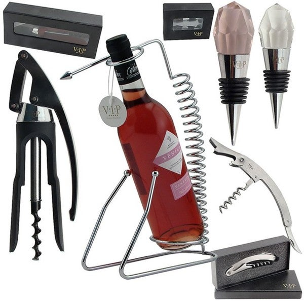 VIP Wine Accessories Complete Wine Set