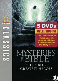 History Classics: Mysteries of the Bible: The Bibles Greatest Heroes (DVD)