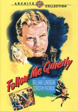 Follow Me Quietly (DVD)