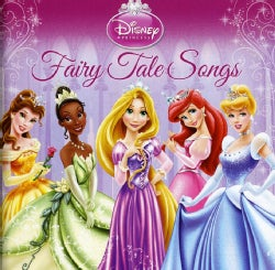 Disney - Disney Princess: Fairy Tale Songs