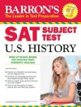 Barron's SAT Subject Test: U.s. History (Paperback)