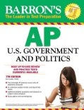 Barron's AP United States Government & Politics (Paperback)