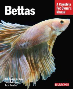 Bettas (Paperback)
