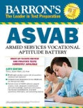 Barron's ASVAB: Armed Services Vocational Aptitude Battery (Paperback)