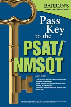 Barron's Pass Key to the PSAT/ NMSQT (Paperback)