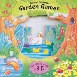 Garden Games (Board book)