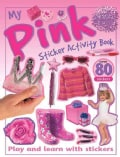 My Pink Sticker Activity Book (Paperback)