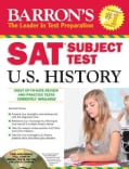 Barron's SAT Subject Test: U.S. History
