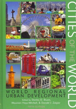 Cities of the World: World Regional Urban Development (Hardcover)