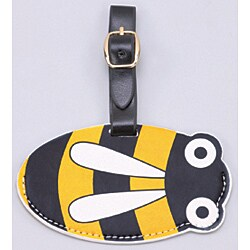 Li'l Lewis N. Clark Bumblebee Pillow and Luggage Tag Set