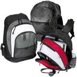 World Traveler Evolution 15.6-inch Laptop Backpack