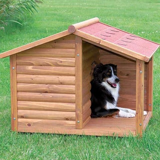 TRIXIE Rustic Dog House (M)
