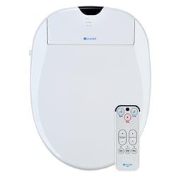 Swash 900 Elongated White Bidet Toilet Seats (Pack of 2)