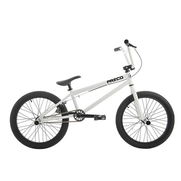 Preco PR5 20-inch White BMX Bike