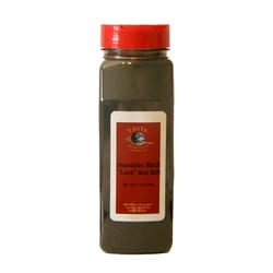 TASTE Specialty Foods 8-oz Black 'Lava' Sea Salt