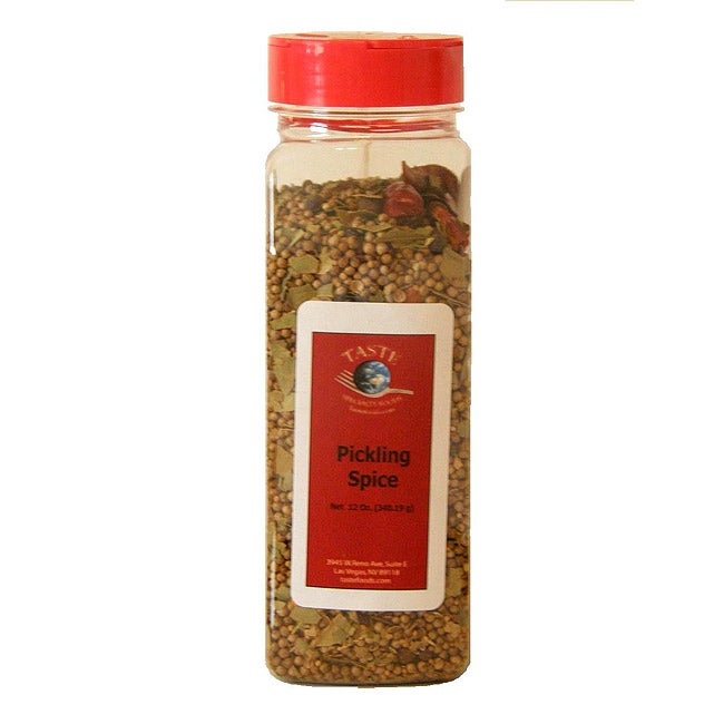 TASTE Specialty Foods 12-oz Pickling Spices (Pack of 4)