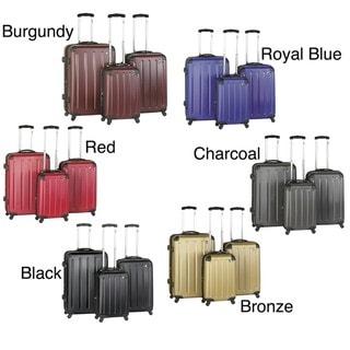 Heys USA Pulse Lite 3-pc Hardside Spinner Luggage Set
