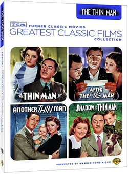 TCM Greatest Classic Films: Thin Man Vol. 1 (DVD)