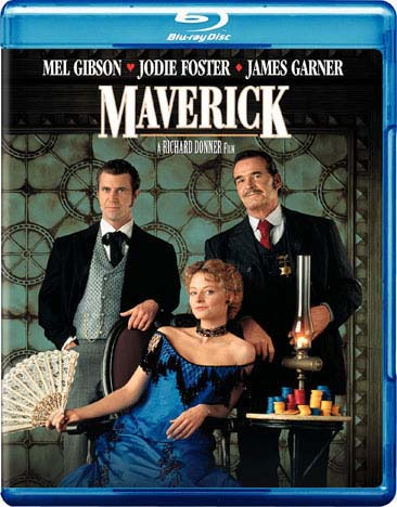 Maverick (Blu-ray Disc)