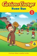 Curious George Home Run (Paperback)