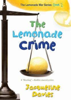 The Lemonade Crime (Paperback)