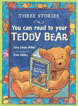 Three Stories You Can Read to Your Teddy Bear (Paperback)