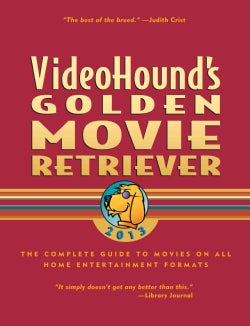 VideoHound's Golden Movie Retriever 2013 (Paperback)
