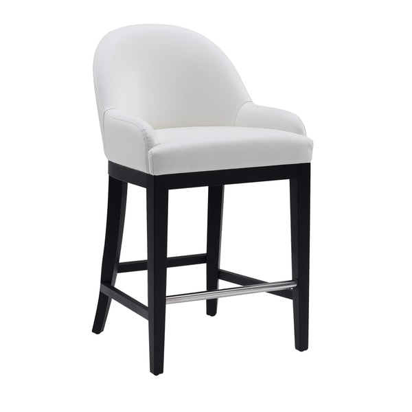 Sunpan 5west Haven 26 Quot White Counter Stool 13797732
