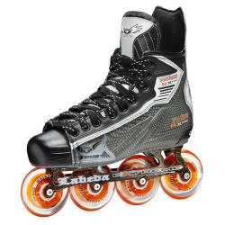 Tour Hockey THOR BX-PRO Inline Hockey Skates - Black, Gray, and Orange