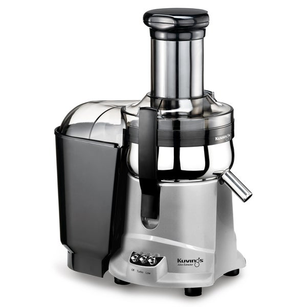 Kuvings NJ-9500U Stainless Steel Centrifugal Juice Extractor - 13797871 - Overstock.com Shopping ...